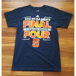 ADIDAS Syracuse Basketball Champion T-Shirt sz M